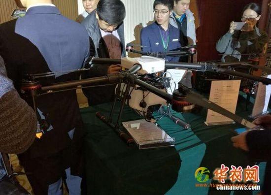 DJI大疆创新发布MG-1S农业植保机 金融服务同步上线