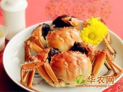 盘锦河蟹 风头盖过大闸蟹