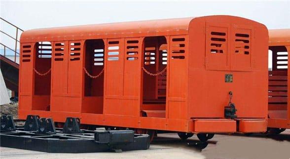 矿用人车型号齐全材质好安全耐用人车参数